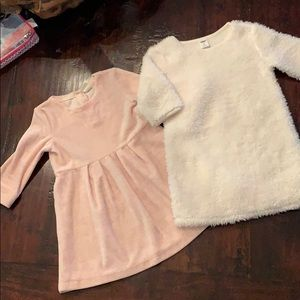 SOFT!!! Size 3 dresses - EUC!!